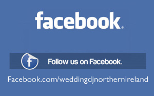Wedding DJ Belfast on Facebook